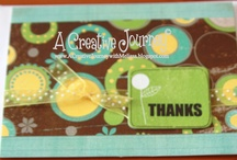 Thank You/Grateful / Check out my blog at http://acreativejourneywithmelissa.blogspot.com/ or check out my Facebook Business Page at https://www.facebook.com/pages/A-Creative-Journey/146653672077197 for more ideas and inspiration or allow us to create for you today!