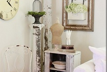 shabby & remodeling furniture / by Nana Rogulj