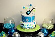 Zac's 1st Birthday / by Erin Graf