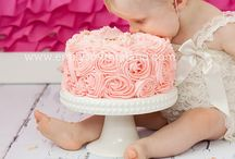 Briley's First Birthday Ideas / by Ashley Warneking