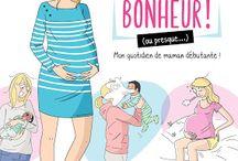 Livres jeune  maman