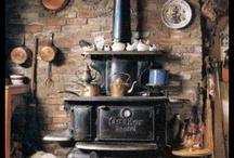 Vintage stove / by Özlem Güzeler