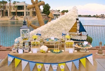 Sweet table plage