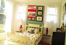 Not so little boy room / Ideas for Levi's toddler room / by Jenny Little