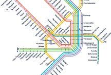 metro kartat