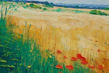Colin Carruthers, David Grosvenor, Stephen Yardley / 18 August - 10 September 2016  Three unique visions of Wales.   Colin Carruthers, David Grosvenor and Stephen Yardley, all well established exhibitors at the gallery, are showing their latest paintings of the Welsh landscape, plus some still life paintings and scenes from Europe.