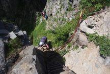鹿島槍ヶ岳(北アルプス)登山 / 鹿島槍ヶ岳の絶景ポイント 北アルプス登山ルートガイド。Japan Alps mountain climbing route guide