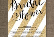 bridel shower ideas