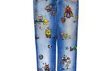 women's pants by Carol