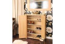 Shoe Racks / Cabinets / Wide range of shoe racks and storage at Furniture Direct UK