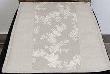 Podsedák na stoličku - bytový textil - home textiles