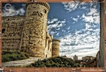CASTILLOS DE PALENCIA  / Castillos y construcciones militares de Palencia