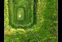 Podróże i magiczne miejsca / Świat