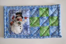 quilting   / I love quilting, making table runners, rug mugs, and quilts ~ quilts ~ quilts..