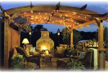 THE Outdoor GreatRoom / by Susan Peterson