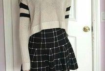 roupas emo