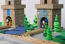 Crafts - DIY Play/Toys