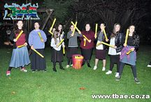 BNOS Boomwhacking Team Building Event