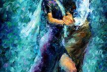 tánc és szin
