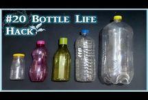 Riciclare plastica