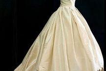 1860 -1870 dresses