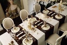 Table Decorations & Settings
