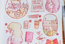 ideas para dibujos