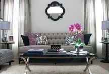 Home ideas / For the love of purple and grey...