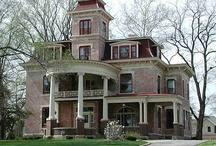 Historic High Street Peoria