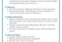 wording for wedding invites