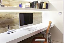 study / home office / by Tobi Bonifant