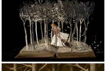Paper Sculpture/Art
