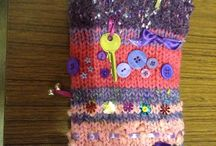 Twiddle Muffs: Tactile Soothing for folks with Dementia / Alzheimer's