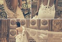 Bridal Gown - Back