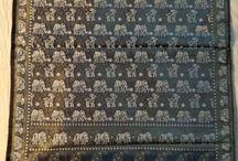 """Pure silk stole / Banarasi pure silk stole(22""""x72"""")"""