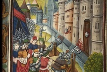High Medieval / by Christopher Wahamaki