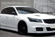 Honda Accord Mod ideas