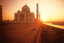 Agra's Taj Mahal / The power of love is visable here... / by ~♡~ रेचल ~♡~