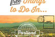 Fun things to Do / Places to visit and free or inexpensive things to do. / by Kim Rivard