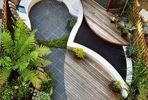 Diseño de patio