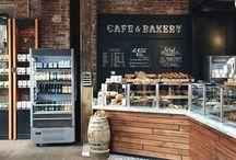 Industrial/Barn Bakery