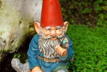 Here be garden gnomes