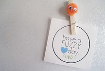 Encouraging Gifties / Gift ideas to brighten someone's day or holiday... / by Amber Hockman
