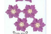 03 Crochet flores