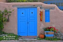 Colors for doors and windows