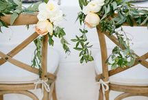 TS + SD Wedding: Floral / Center pieces, bouquets, and head wreaths :)  / by Sara Denney