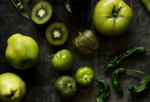 raw food photography