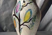West & East German Pottery