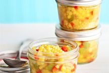 Pickles / Pickles, corn relish