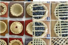 Perfect Pies / A selection of some of my favourite pie recipes. From savoury to desert!
